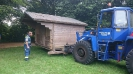 Umbau Hütte KiGa